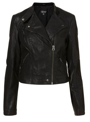 Clean Biker Jacket