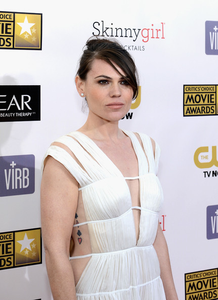 a photo of Clea DuVall at the Critics Choice Awards