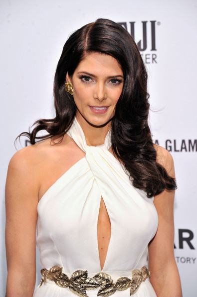 a photo of Ashley Greene at the Amfar Event for NYFW