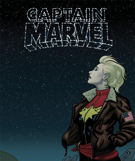 Captain Marvel 10
