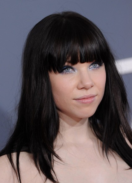 a photo of Carly Rae Jepson at the 2013 Grammys
