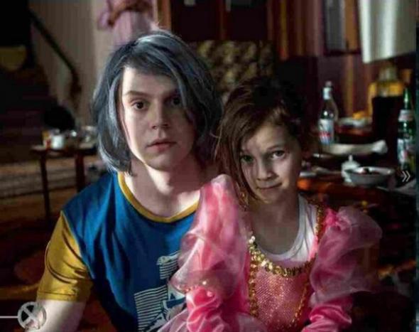 Pietro and a Princess