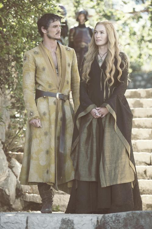 Oberyn and Cersei